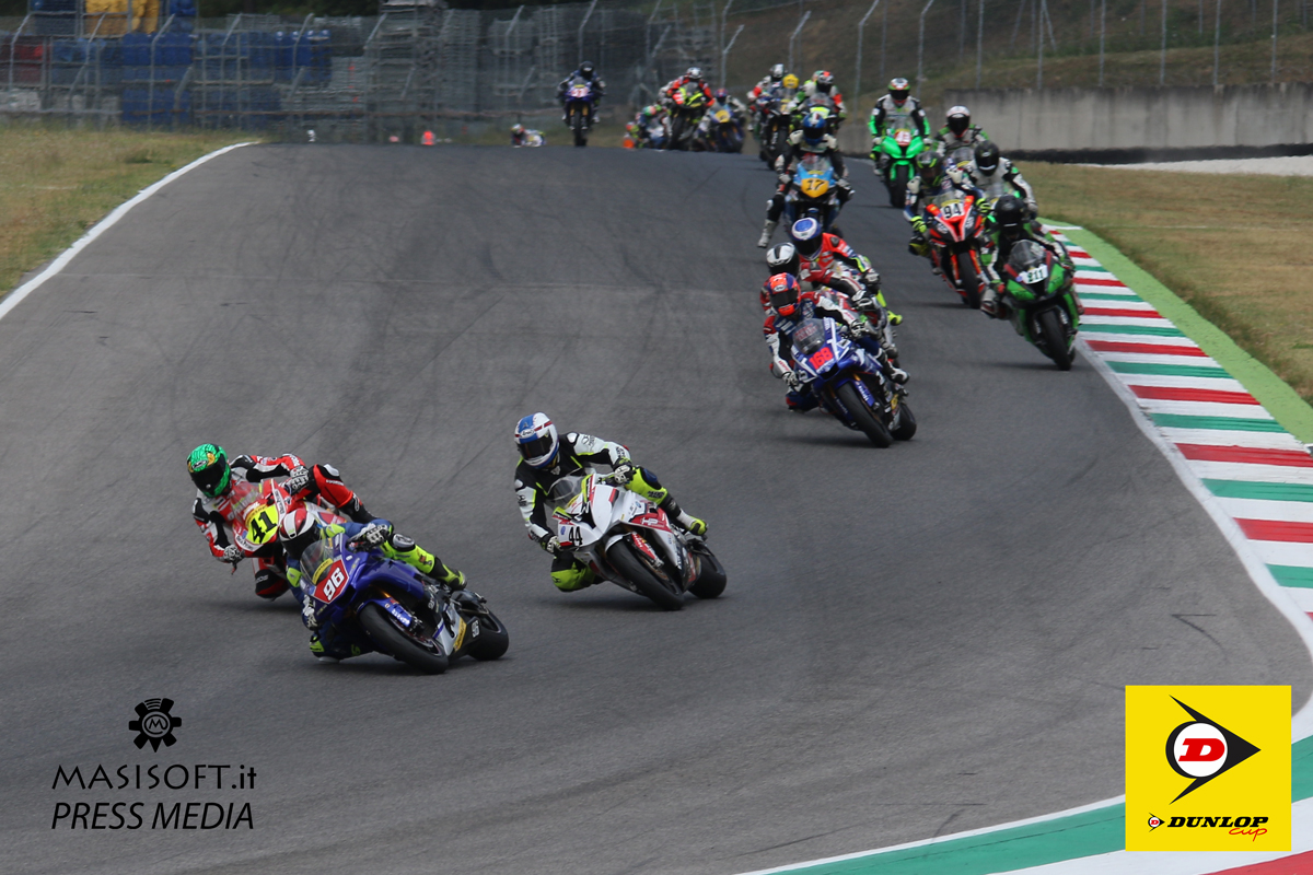 Biblion Motoxracing Trophy Team – Dunlop CUP - Mugello